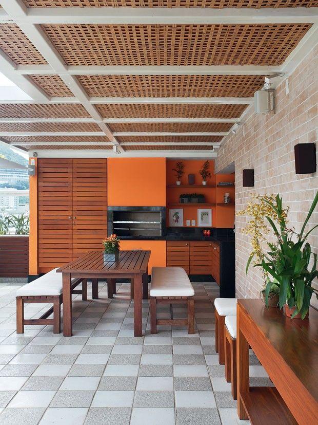 Décor do dia: terraço moderno - Casa Vogue | Interiores