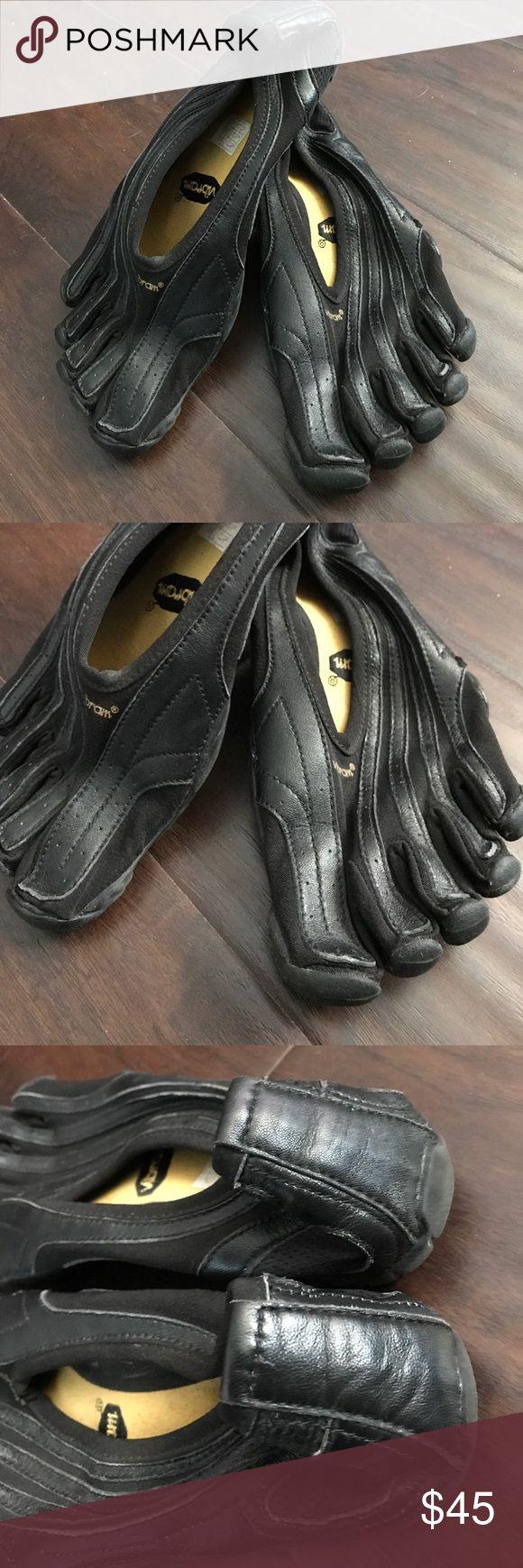 Vibram five fingers woman water shoes size 39 Great unique style vibram shoes with minor dirt inside. Vibram Shoes Sneakers