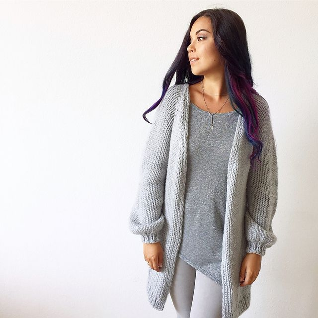 Cozy Cloud Cardigan by Life Is Cozy