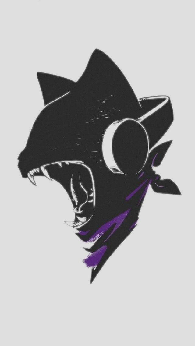 Monstercat Uncaged Vol 1 Dibujos Oscuros Skate Fondos De Pantalla Dibujos