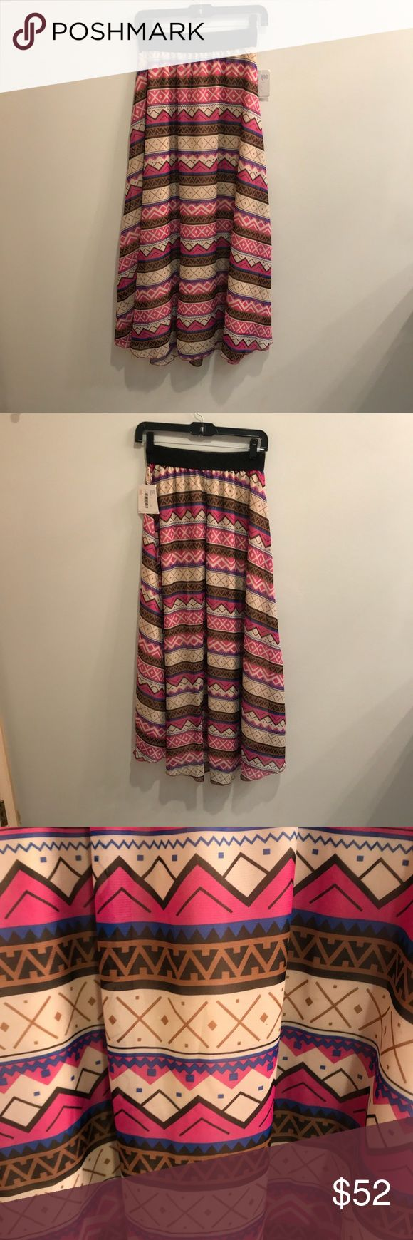 Lularoe Lucy Size xs . NWT brand new never warn perfect condition. NO TRADES   Box5-0310 LuLaRoe Skirts