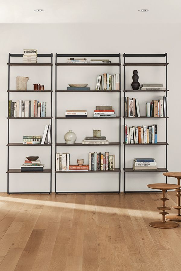 Beam Bookcase Wall Units Modern Bookcases Shelving Modern