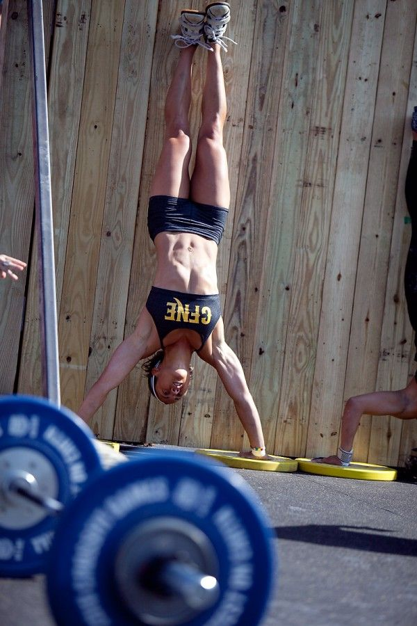 CrossFit: Handstand Crossfit, Fit Girls, Get Fit, Lose Weights, Fit Inspiration, Crosses Fit, Weights Loss, Crossfit Trainingman, The Secret