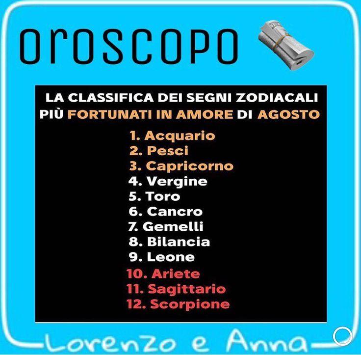 """""""Mi piace"""": 64, commenti: 5 - Esticazzi (@lorenzo_and_anna) su Instagram: """"#oroscopo"""""""