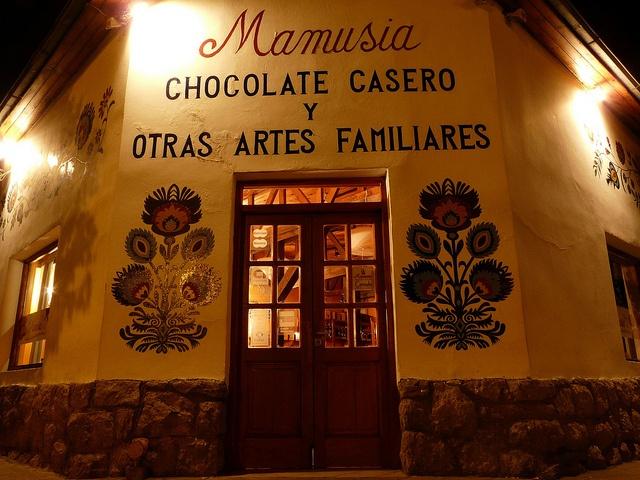Chocolateria Mamusia. San Martin de los Andes, Deliciuos ice cream! deliciosos helados!!!!