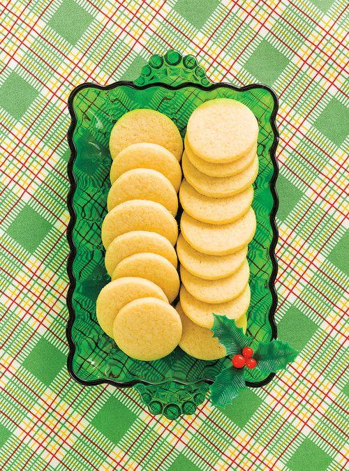 Biscuits au beurre Recettes