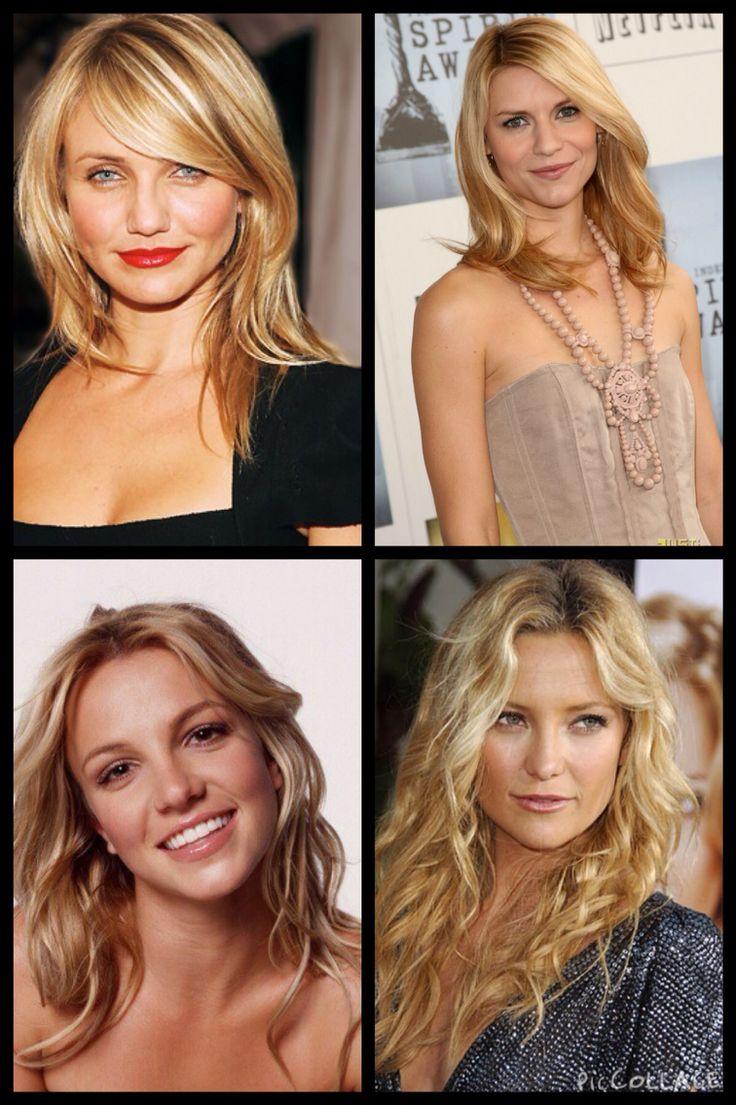 Kibbe• Flamboyant Naturals• Cameron Diaz, Claire Danes, Britney Spears,  Kate Hudson