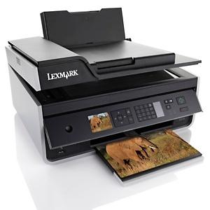 Lexmark Wireless Photo Printer Copier Scanner And Fax Informatique Et Multimédia