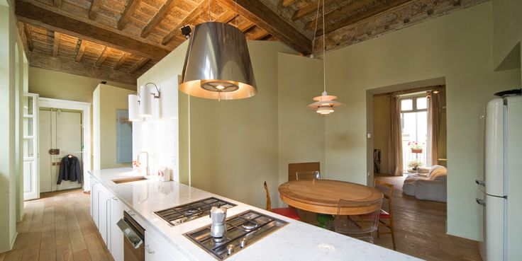 Galley Kitchen MARC + Platinum