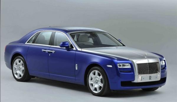Rolls-Royce Ghost 2013