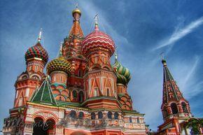 Que ver en Moscu en 3 o 4 días. Lugares de interes turistico de Moscu, la plaza Roja, iconos de la epoca sovietica, metro de Moscu, museos de Moscu.
