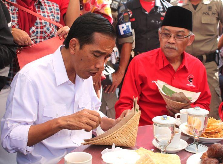 Suara Bawah Lebih Condong Sosok Jokowi