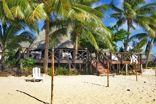 Best Places to Eat in Samoa: Le Lagoto Beach Restaurant, Savaii, Samoa. Photo by lelagoto.ws