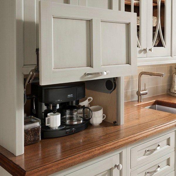 Compact Kitchen Appliances: Best 25+ Kitchen Appliance Storage Ideas On Pinterest