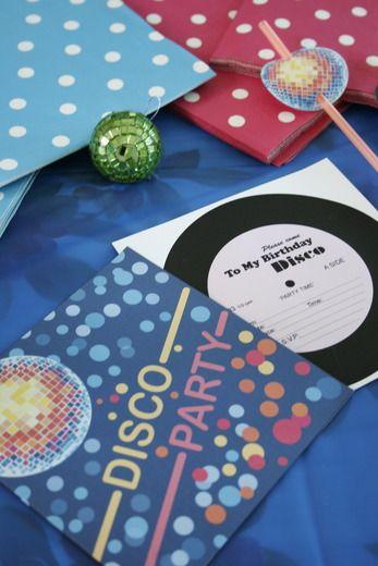"Photo 2 of 22: Disco Party / Birthday ""Mia's Disco Party"" | Catch My Party"