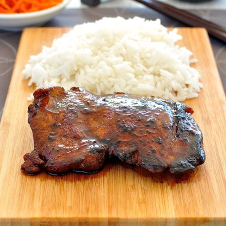 Homemade Teriyaki Sauce is so easy to make, has a cleaner flavour than bottled sauce and infuses into the meat better. This is an authentic recipe, my mother's recipe taught to her by her mother.