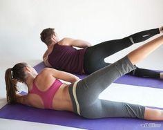 5 exercices de Pilates pour affiner la taille, les hanches et les cuisses