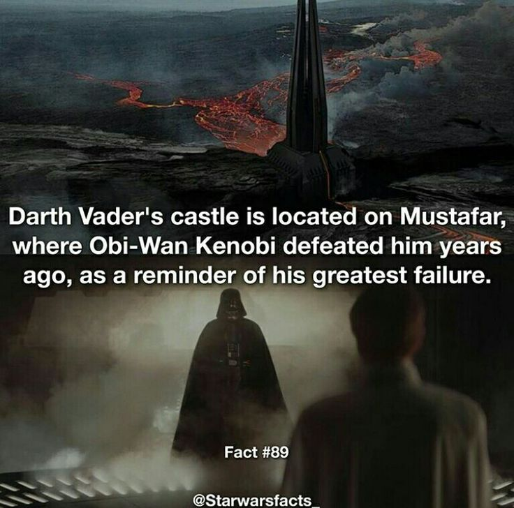 Ouch // Star Wars Facts