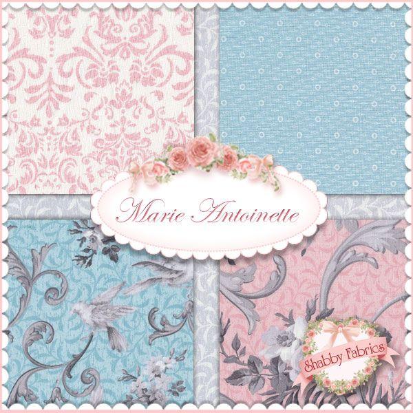 Marie Antoinette by Deborah Edwards for Northcott