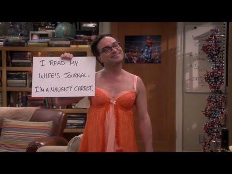 101834fd821 The Big Bang Theory - Funny Bloopers - YouTube