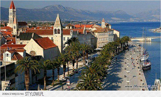 Turystyka na Stylowi.pl http://stylowi.pl/MariaSablewska/2411968/turystyka #trogir #chorwacja #croatia #summer #lato #wakacje #zwiedzanie #adriatyk