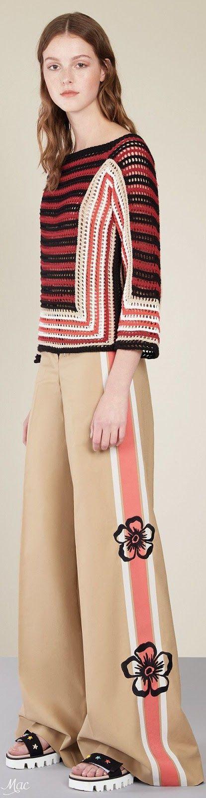 Crochet Blusa | Crochet e moda | Bloglovin'