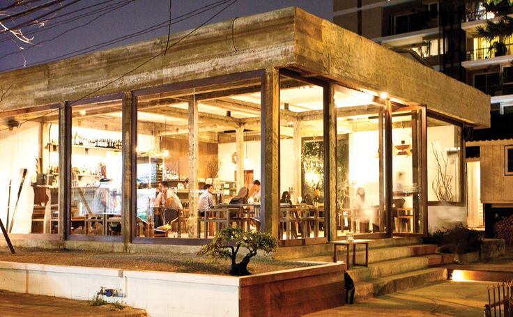 With a dining room made of glass walls and concrete, a wooden house whose yard is packed with logs for their wood-burning pizza oven and a reservation list filled by the city's laid-back and well-dressed, Salt is the kind of restaurant that could feature in an episode of Sex and the City.