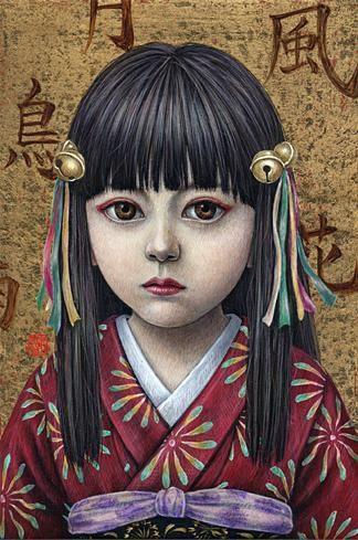 Shiori Matsumoto (b1973 Kagawa Prefecture, Japan)