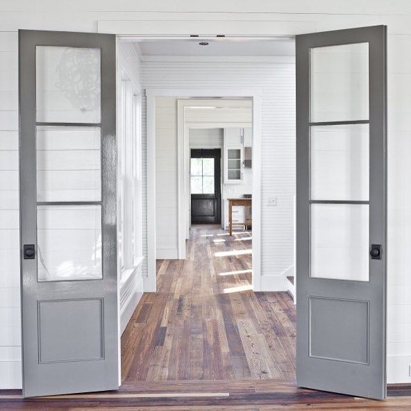 """10 Likes, 1 Comments - Michael and Alison Brewer (@graywadedesigndevelopment) on Instagram: """"french doors"""""""
