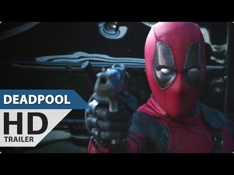 Deadpool Red Band Trailer (2016) Marvel (Deadpool Full Movie Trailer) - YouTube