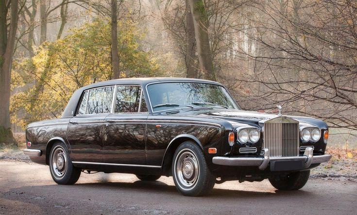 """silver-shadow-crewe: """"1973 Rolls-Royce Silver Shadow LWB Chassis # 15121 LRX """""""