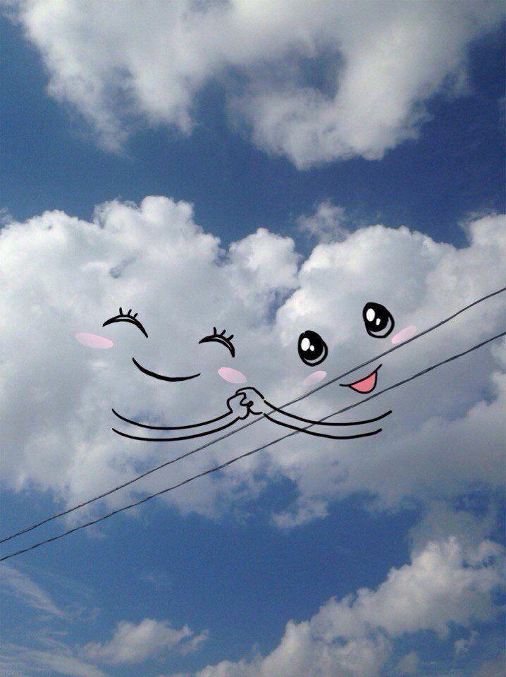 Pin By فتاة الشمس On رمزيات In 2020 Sky Photography Nature Cute Emoji Wallpaper Instagram Ideas Photography