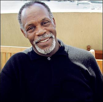 Danny Glover, one thing you hear actors say is that they want to make even a horrible character sympathetic - in the closing scene of the Colour Purple he proves that he is a superb actor.