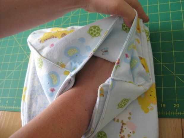 Free Quillow Pattern For Baby Easy Step By Step
