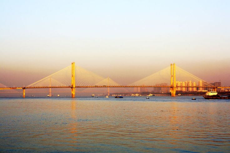 Yangtze River Bridge No. 2
