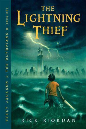 The Lightning Thief (Percy Jackson & the Olympians, #1)