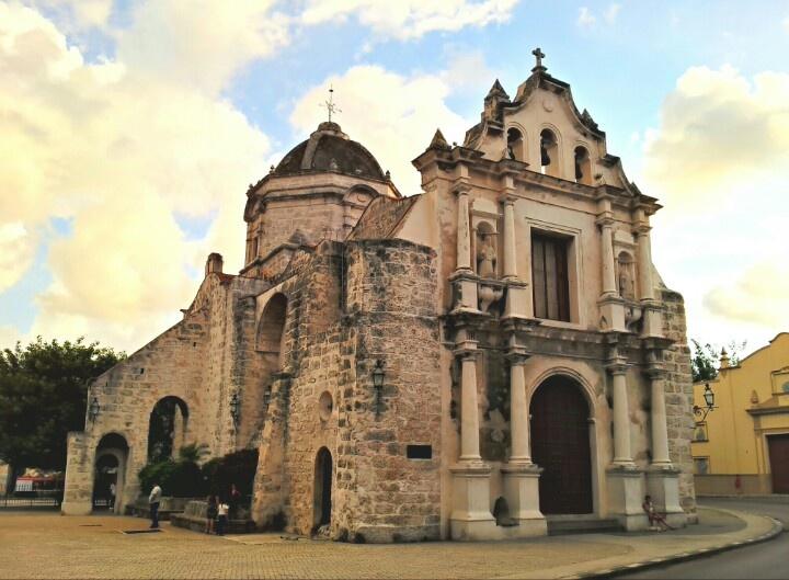 Iglesia en Cuba #church