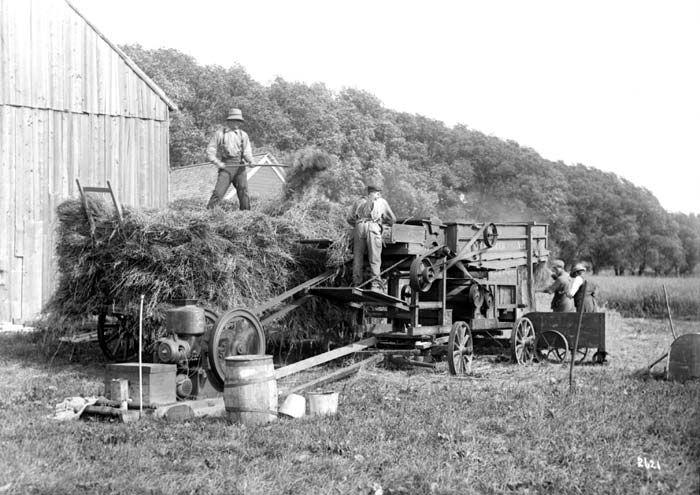 Autre session d'agriculture