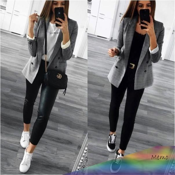 2020 01 06 Fashion A A A A A A A A A A A A A A Sa A A A A A Fashion A A Business Casual Outfits For Women Blazer Outfits Casual Casual Winter Outfits