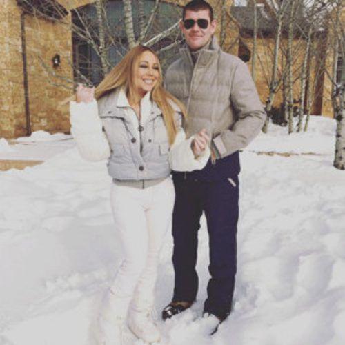 "Mariah Carey and Boyfriend James Packer Are ""Ready for the...: Mariah Carey and Boyfriend James Packer Are ""Ready for the… #MariahCarey"