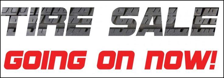 Tire Sale Promotions