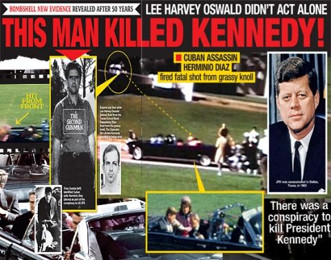 account of the ricky white story in the jfk assassination case A split personality one very interesting character in jfk assassination research has been the now late curator of the sixth floor museum, gary mack.