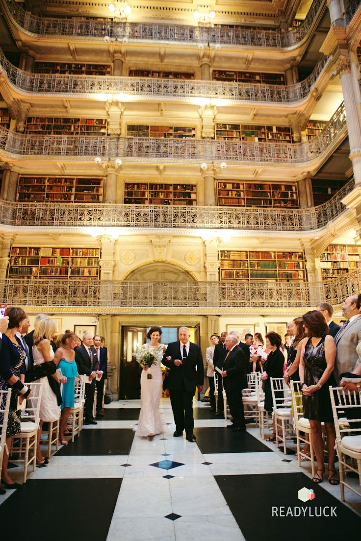 20 best peabody images on pinterest baltimore library wedding george peabody library wedding lindsay hite readyluck