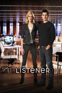 The Listener. I just started watching this show and I really like it, the blue eyes this guy has are amazing.