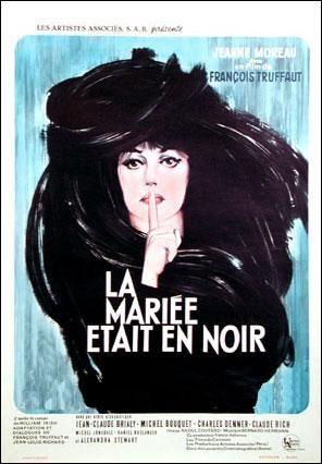 sección visual de la novia vestía de negro (1968) - filmaffinity