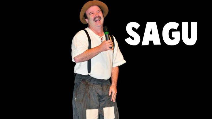 PAULINHO MIXARIA   NOVO   SAGU   Show de humorShow de humor
