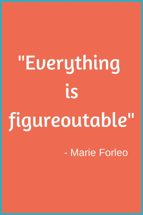 Have you checked out Marie Forleo's free video series for online entrepreneurs? Learn now!