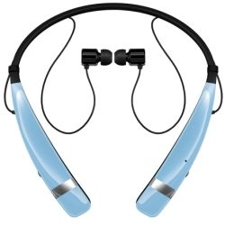 LG Mobile - TONE Pro HBS-770 Headset Powder Blue