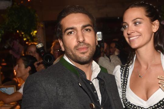 Schon wieder vorbei: Auf dem Oktoberfest 2016 sah man Elyas M'Barek und seine Ex-Freundin Julia zum letzten Mal gemeinsam in der Öffentlichkeit