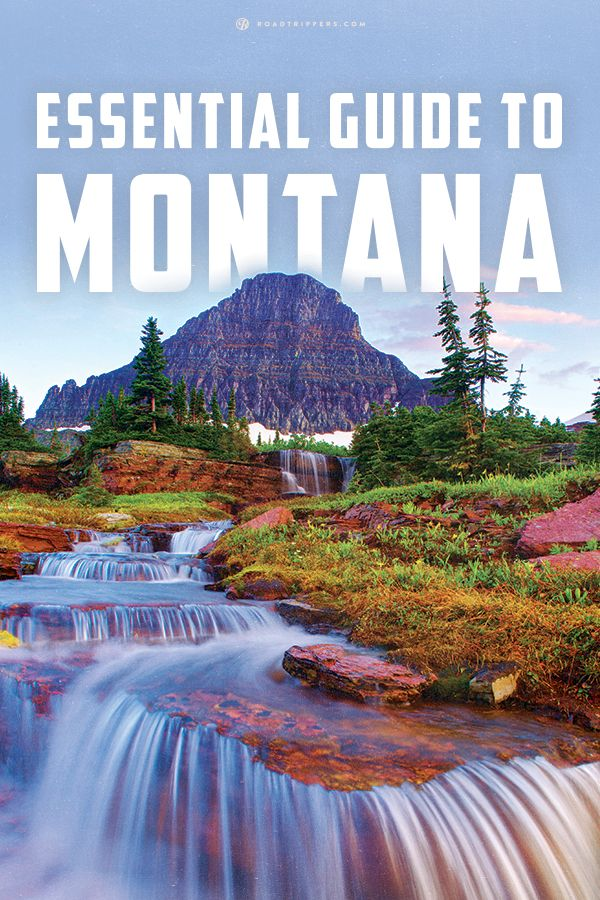 Montana is one of my top picks for road-tripping in the USA! When is your next road trip?